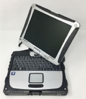 Panasonic Toughbook CF-19 Mk4 Intel Core i5 1.2GHz 4GB 500GB HDD Touch Screen Win 10  - Used